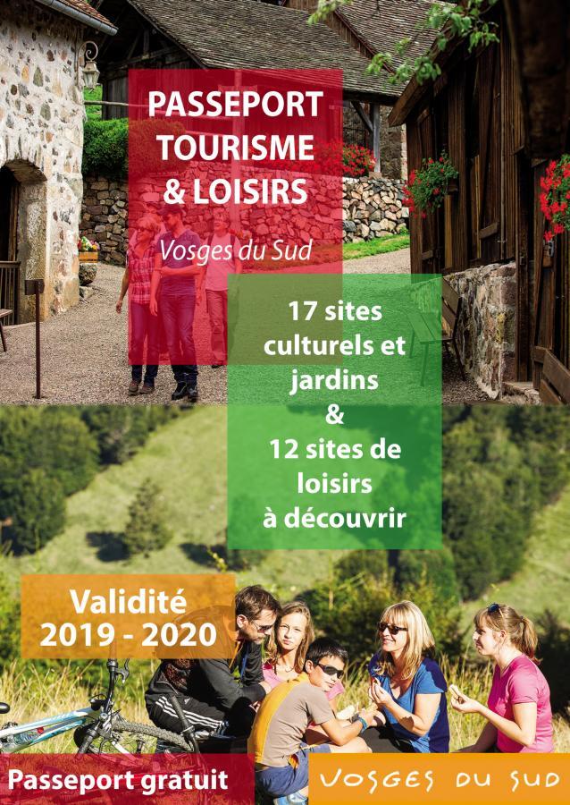 Passeport Tourisme