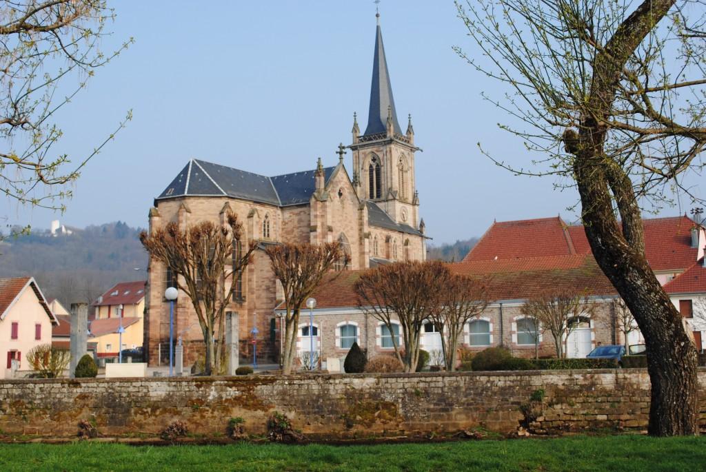 Eglise Ronchamp