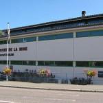 Extérieur du musée de la mine