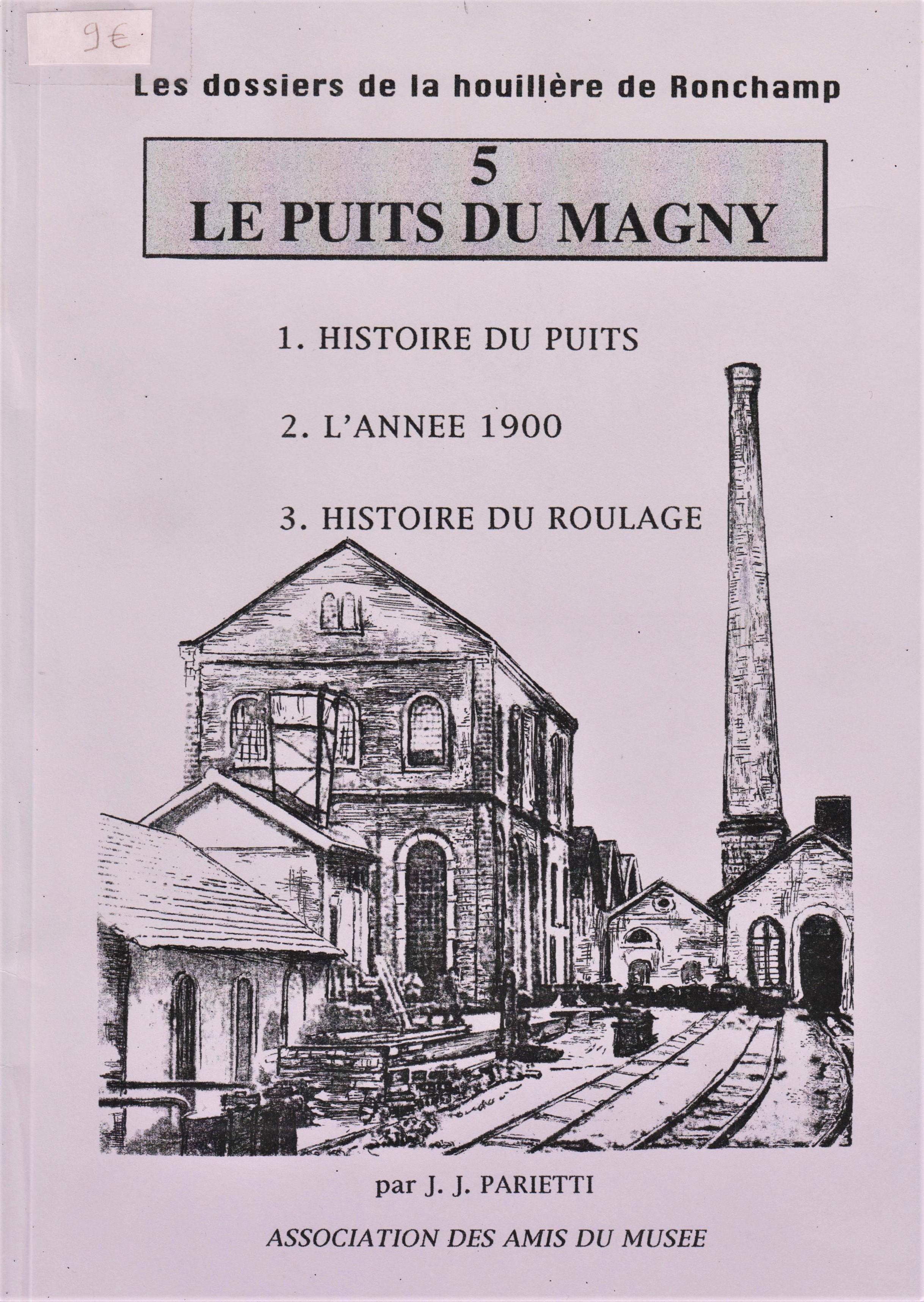 Le puits du Magny