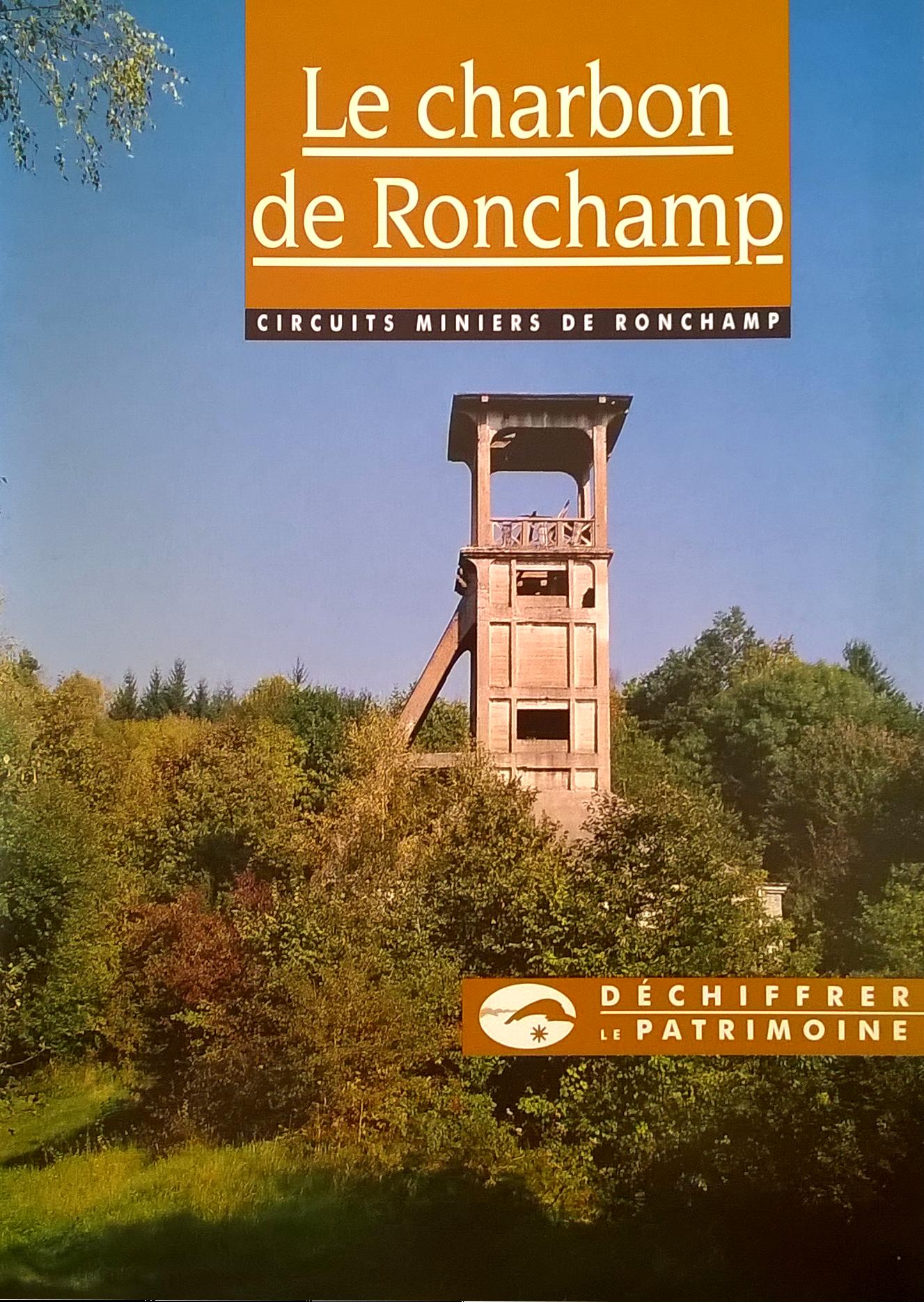 Le charbon de Ronchamp